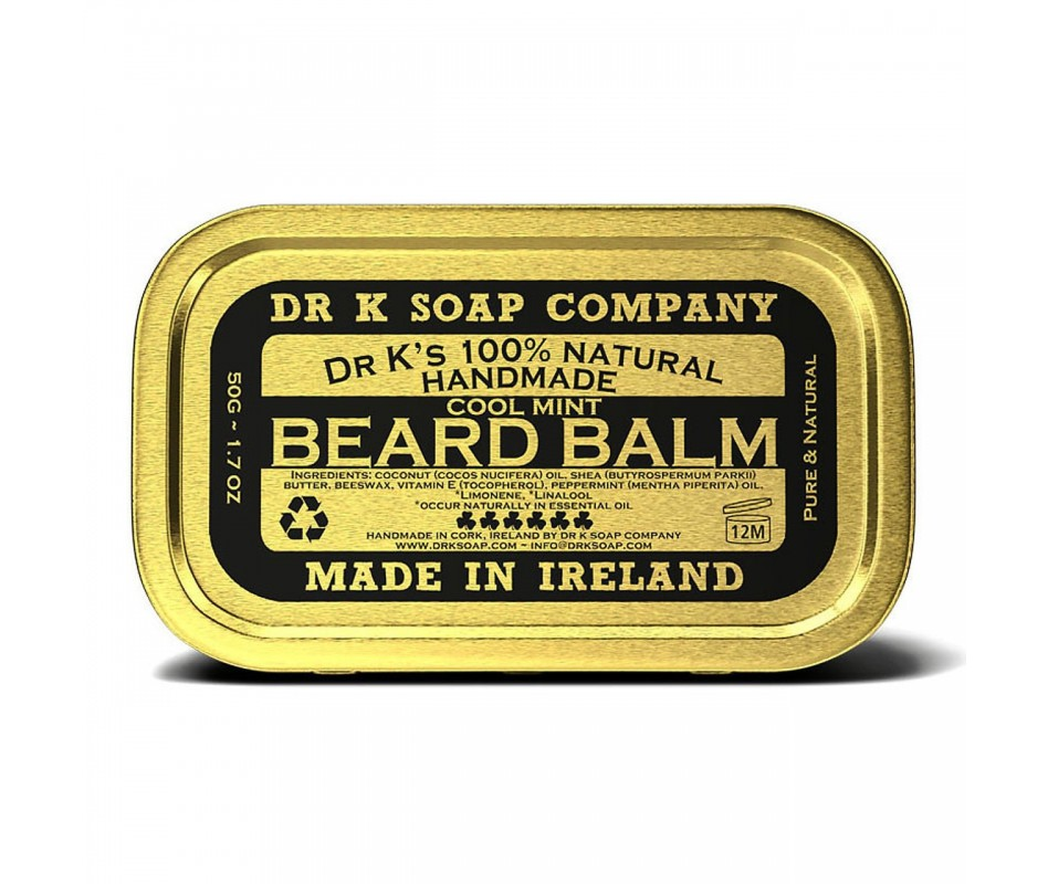DR. K SOAP BEARD BALM 50g