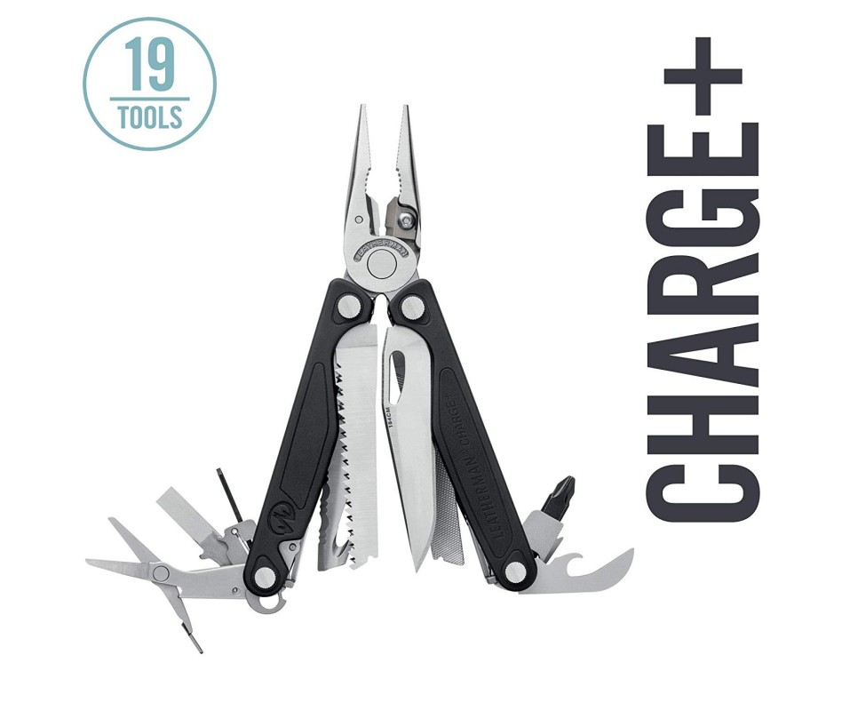 PINZA MULTIUSO LEATHERMAN CHARGE PLUS