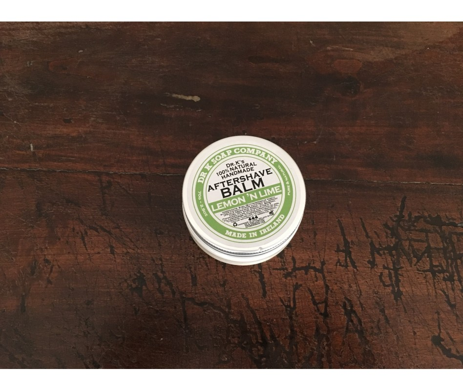 AFTER SHAVE BALM LIME DR. K SOAP 70 g