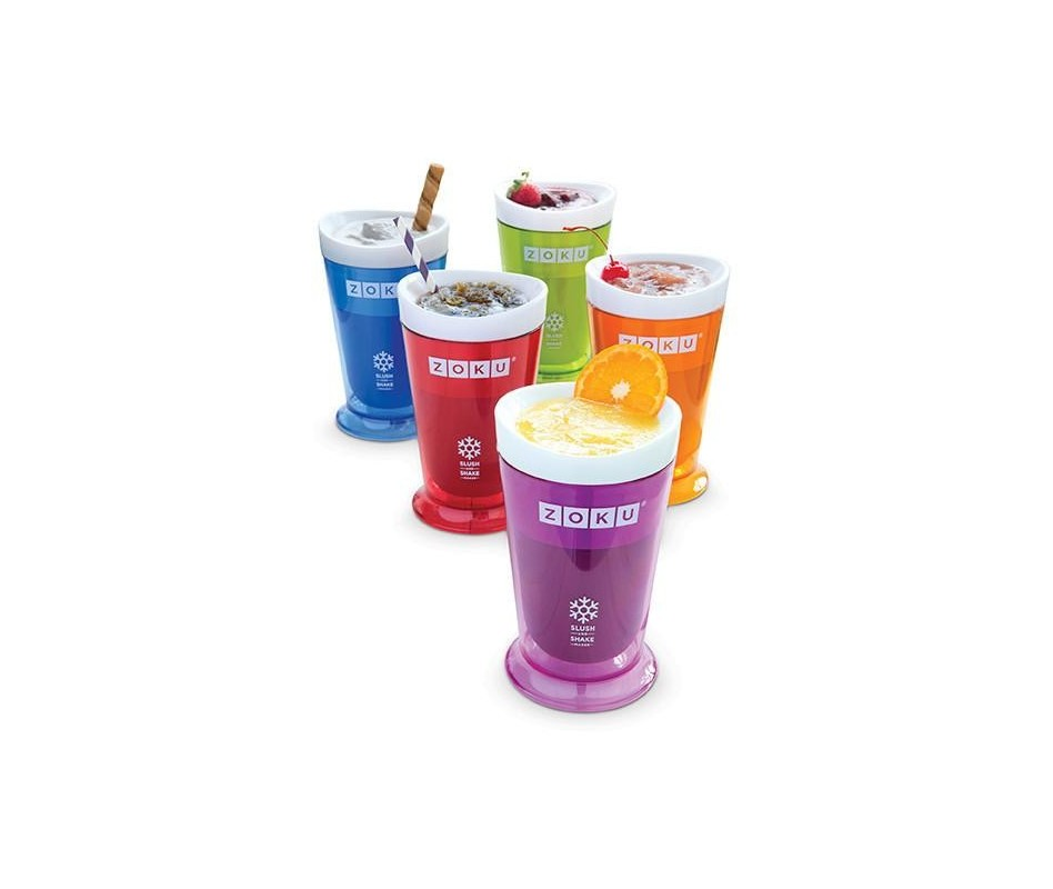 ZOKU SLUSH AND SHAKE MAKER COLOR